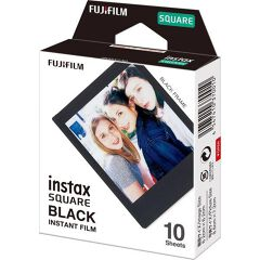 Instax Square 10 Color con Bordi Neri
