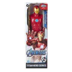 AVN PERSONAGGO TITAN HERO 30CM - IRON MAN