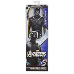 AVN PERSONAGGIO TITAN HERO 30CM - BLACK PANTHER