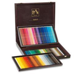 CARAN D'ACHE Cofanetto in Legno da 120 Colori PABLO