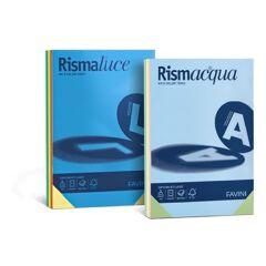 RISMACQUA mix – A3 - 5 Colori - 200g/m2 - 125fogli
