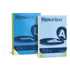 RISMACQUA mix – A3 - 5 Colori - 90g/m2 - 300fogli