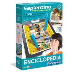 SAPIENTINO INTERACTIVE - ENCICLOPED