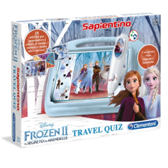 Sapientino Travel Quiz Frozen 2