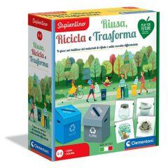 SAPIENTINO - RIUSA, RICICLA E TRASFORMA
