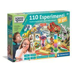 110 Esperimenti & Go