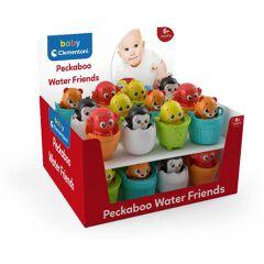PECKABOO WATER FRIENDS (24pz)