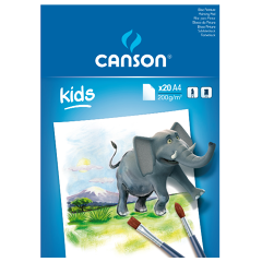 ALBUM COLORATO KIDS 200G 20FG