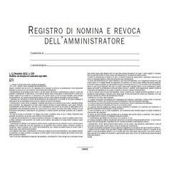 Reg. nomina/revoca ammin. condominio