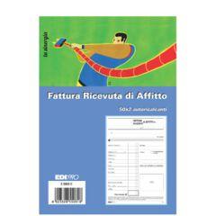 CF10BLOCCO RICEVUTA AFFITTO 50X2