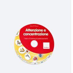 CD-ROM ATTENZIONE E CONCENTRAZIONE
