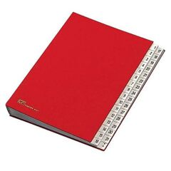 CLASSIFICATORE NUMERICO A 2 SCALE BLU