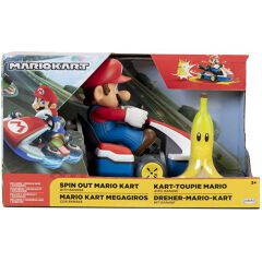 Super Mario - Kart Spin Out