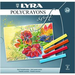 POLYCRAYONS SOFT
