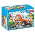 Ambulanza con luci lampeggianti Numero di articolo: 70049
