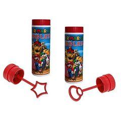 Carrera Pustefix Bolle di Sapone Nintendo - 25 pezzi