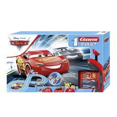 Disney Pixar Cars - Power Duell Start-Set