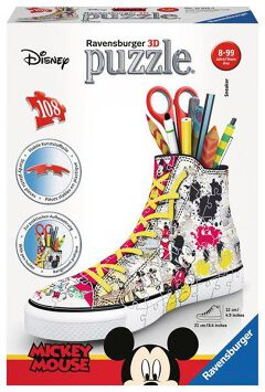 Sneaker Disney Mickey Mouse