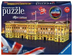 Buckingham Palace- Night edition