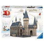 Castello Hogwarts - 540pz - 3D