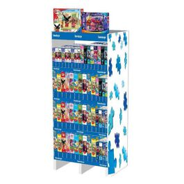 Display Puzzle Bimbo - 80PZ