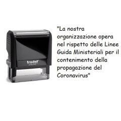 "4913 Covid ""Linee guida Ministeriali"""