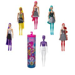 Barbie Color Reveal Color Block Series Ass.