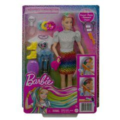 Barbie Capelli Multicolor