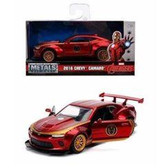 Chevy Camaro - Iron Man