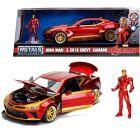 Chevy Camaro & Iron Man