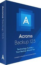 Acronis Backup 12.5 Workstation BOX