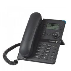 3MG08010AA - 8008 Entry-level DeskPhone, 64x128 pixels, black and white LCD, no backlit, 6 soft keys