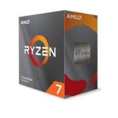 RYZEN 7 3800XT BOX NO COOLER