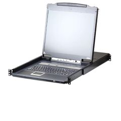 16-PORT 17  LCD KVM