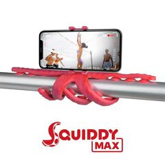 FLEXIBLE MAXI TRIPOD - SMARTPHONE AND CAMERA [SQUIDDY]