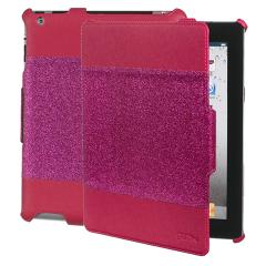 BOOKTAB GLITTER - iPad 2/3/4