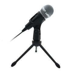 EQUIP - MINI MICROFONO STEREO 3.5mm DA TAVOLO