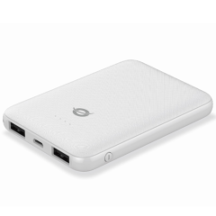 MINI POWER BANK 5000MAH, 2x USB