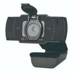 WEBCAM 720p HD con Microfono