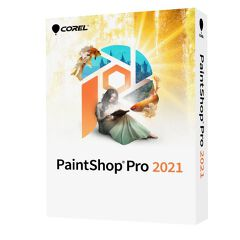 PAINTSHOP PRO 2021 ML MINI BOX