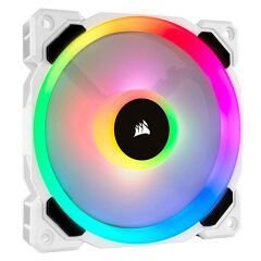 LL120 RGB 120MM - WHITE - SINGLE PACK