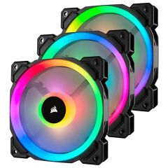 LL120 RGB 120MM - TRIPLE PACK