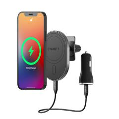 Auto 7.5W Wireless Charger Vent