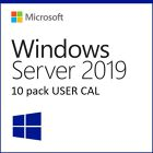 Dell Windows Server 2019 10pack User CAL