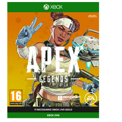 APEX LEGEND LIFELINE