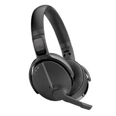 Adapt 560 Cuffia bluetooth con microfono retrattile, ANC, USB, DONGLE, Certificata MT,ottimizzata UC