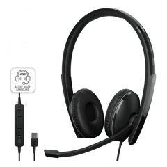 ADAPT 160 ANC USB-C, Cuffia stereo, microfono a cancellazione di rumore, padiglioni maggiorati