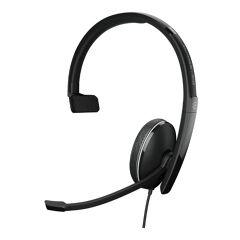 ADAPT 135, jack 3.5, Cuffia Mono con microfono, certificata Chromebook