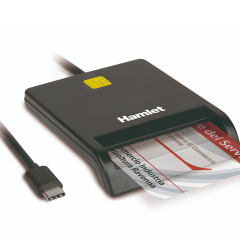 HUSCR311C Lettore smart card USB-C
