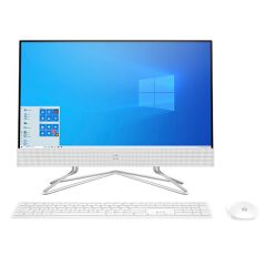 HP All-in-One 22-df0043nl Bundle PC
